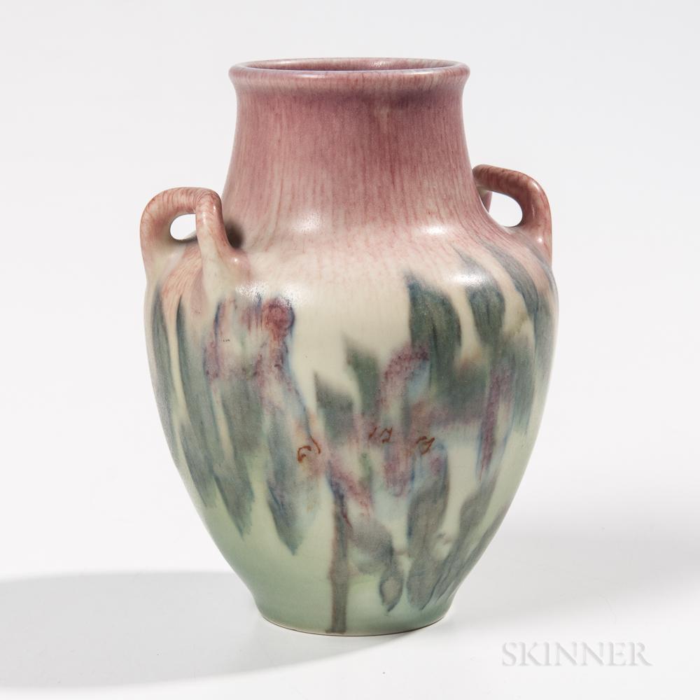 Kataro Shirayamadani (1865-1948) for Rookwood Pottery Vase