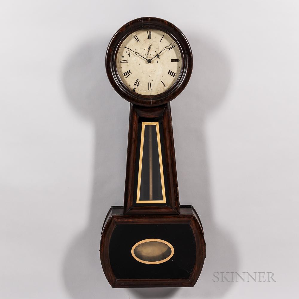 Howard & Davis No. 1 Regulator Wall Clock