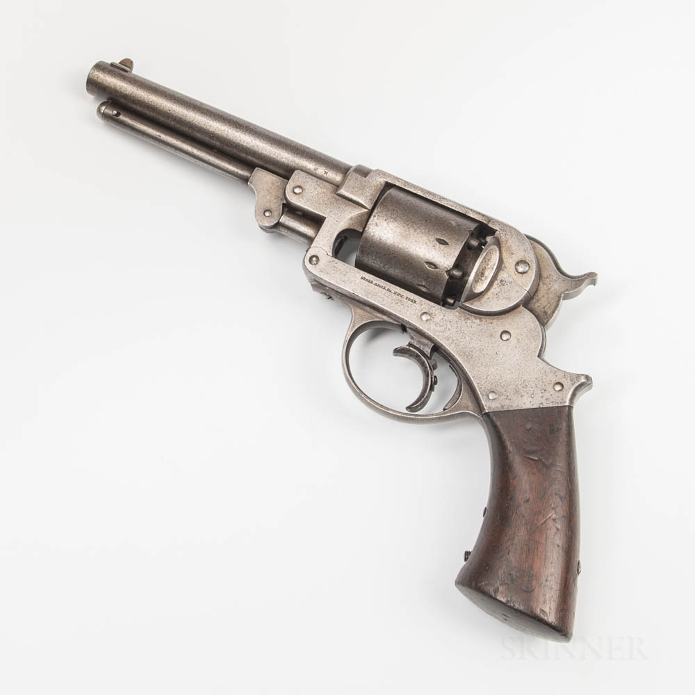 Starr Model 1858 Double-action Revolver