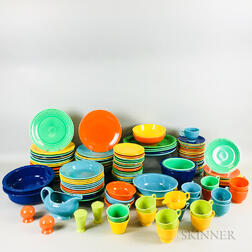 Large Group of Fiesta Ware