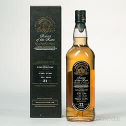 Linlithgow 21 Years Old, 1 750ml bottle