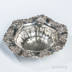 Unger Brothers Sterling Silver Bowl