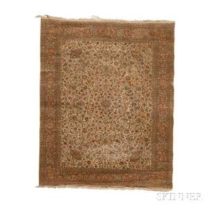 Silk Hereke Carpet