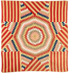 Mennonite Star of Bethlehem Quilt