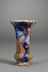 Frederick Rhead for Bursley Ware Vase