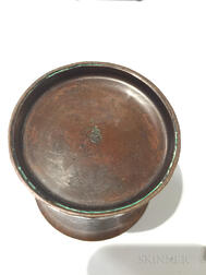 Two Roycroft Copper Items