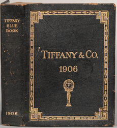 Tiffany & Co. 1906 Blue Book, New Series, Volume XIII.