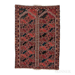 Kizil Ayak Prayer Rug