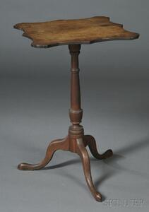Federal Cherry Candlestand