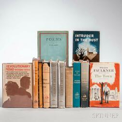 Literature, 20th Century Authors, Twelve Volumes.