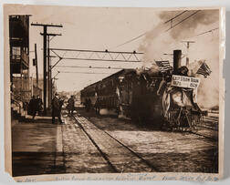 Boston, Revere Beach and Lynn Railroad, a Large Archive of Photographs and other Material.