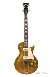 Gibson Les Paul Goldtop Electric Guitar, 1952