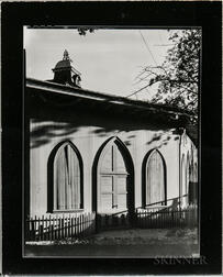 Walker Evans (American, 1903-1975)       Ossining, New York