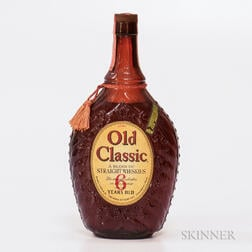 Old Classic 6 Years Old, 1 4/5 quart bottle