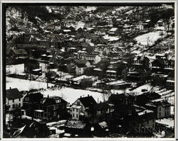 Walker Evans (American, 1903-1975)       View of Johnstown, Pennsylvania