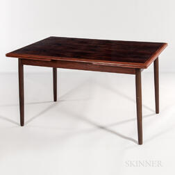 Rosewood Refectory Dining Table
