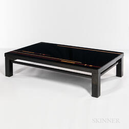 Morishige Lacquered Low Table