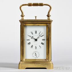 Petite Sonnerie Carriage Clock