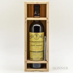 Osbornne Rare Sherry BC200, 1 bottle (owc)
