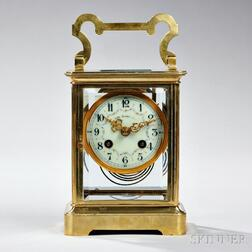 Lenzkirch Large Carriage Clock