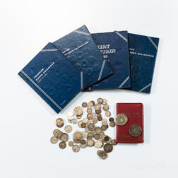 Group of World Coins