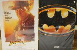 Batman   and Indiana Jones and the Temple of Doom