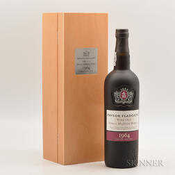 Taylor Fladgate Very Old Single Harvest Port 1964, 1 bottle