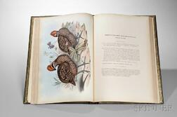 Gould, John (1804-1881) A Monograph of the Odontophorinae, or Partridges of America.