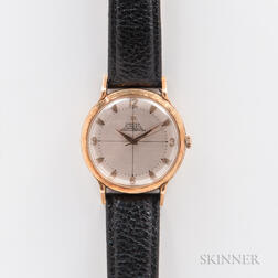 Omega 18kt Gold 14311 Automatic Wristwatch