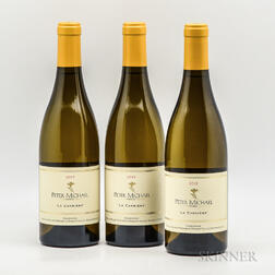 Peter Michael La Carriere 2013, 3 bottles