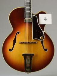 American Archtop Guitar, Gibson Incorporated, Kalamazoo, 1966, Model L-5