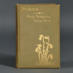 Dickinson, Emily (1830-1886) Second Series of Poems