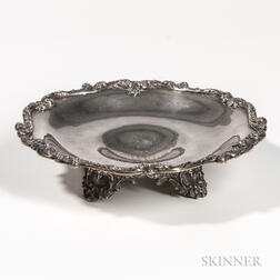 Black, Starr & Frost Sterling Silver Footed Bowl