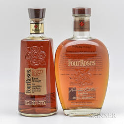 Mixed Four Roses, 2 750ml bottles