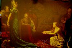 After Victor Bachereau-Reverchon (French, 1842-1885)      Lady Jane Grey Before Queen Mary