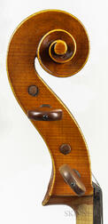 American Violoncello, William Fleischer, Miami, 1999