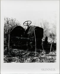 Walker Evans (American, 1903-1975)  Four Photographs Probably Made for the Fortune Magazine Article The Auto Junkyard (published Apri