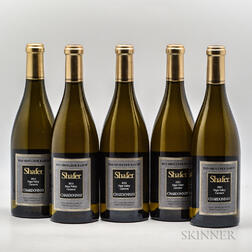 Shafer Chardonnay Red Shoulder Ranch 2013, 5 bottles