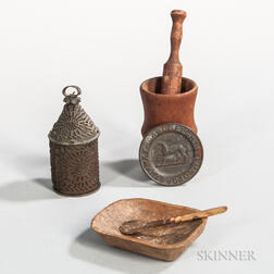 Group of Miniature Kitchen Items