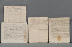 Documents, Colonial American, Seven: