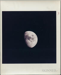 Apollo 10, Five Images and One Pamphlet.