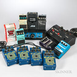 Collection of Guitar Effects