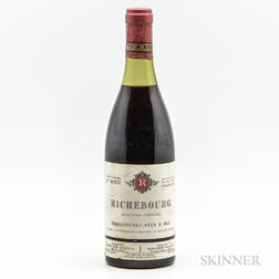 Remoissenet Richebourg believed to be 1953, 1 bottle