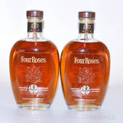 Four Roses 130th Anniversary, 2 750ml bottles