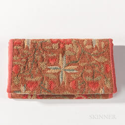 Floral Needlework Wallet
