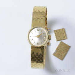 Tiffany & Co. 14kt Gold Lady's Wristwatch