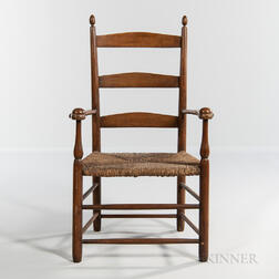 "Shaker ""No. 1"" Production Armchair"