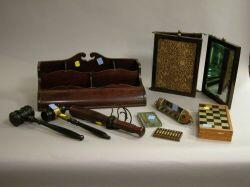 Approximately Eighteen Gentleman's Articles and Assorted Accessories