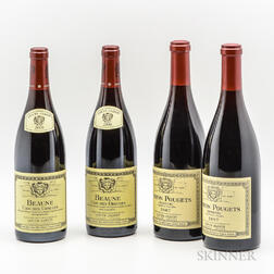 Louis Jadot, 4 bottles