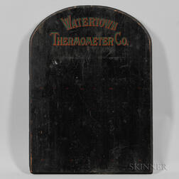 """Watertown Thermometer Co."" Message Board"